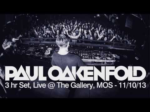 Paul Oakenfold – 3 Hour Set, Live @ The Gallery, Ministry of Sound