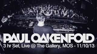 Paul Oakenfold Video - Paul Oakenfold - 3 Hour Set, Live @ The Gallery, Ministry of Sound