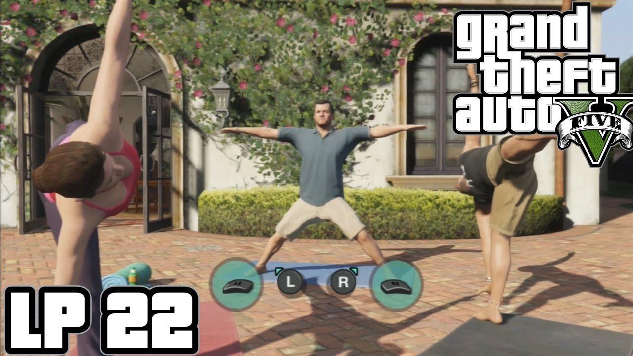 Point of yoga? Grand Theft Auto V - gamefaqs.gamespot.com