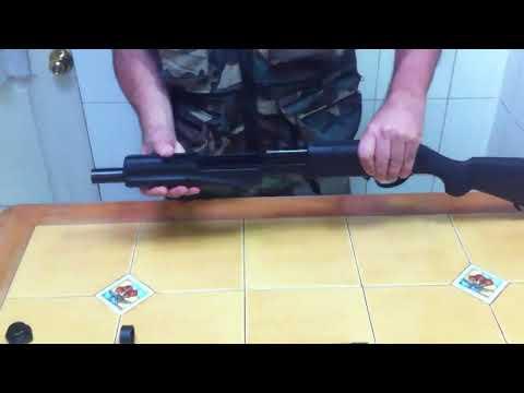 Desarme escopeta