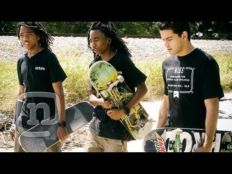 Paul Rodriguez Life: It Takes a Village Ep. 4, Part 1