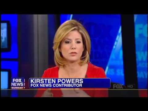 Kirsten Powers Takes On Fox News Sunday Guests Obama Scandals Not 'An Argument Against Liberalism'