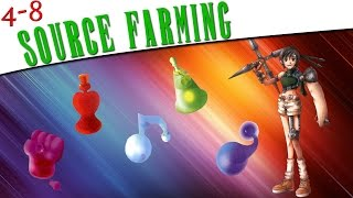 FFVII - The Ultimate Source Farming Guide