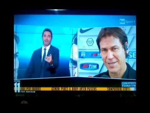 Roma-Empoli 2-1 Rudi Garcia uomo senza vergogna