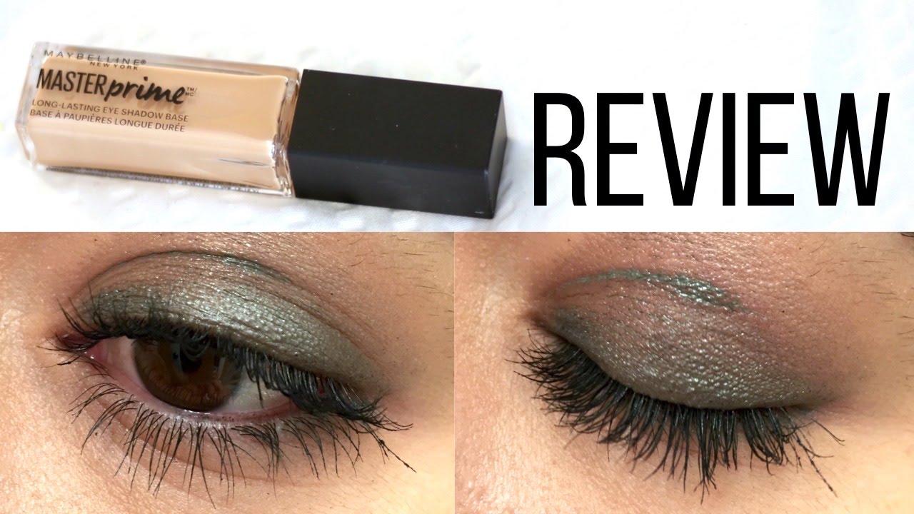 Eye base makeup