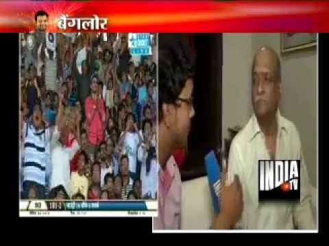 India TV interviews Rohit Sharma's parents