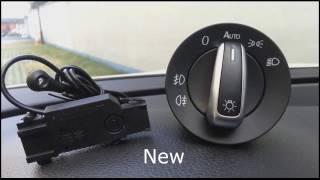 VW auto light
