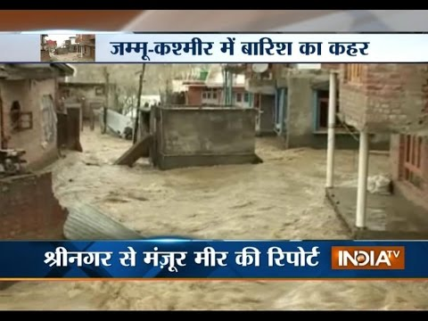 Jammu-Kashmir floods: Srinagar-Jammu highway closed due to landslides