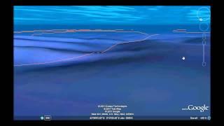 Optical Fiber Underwater