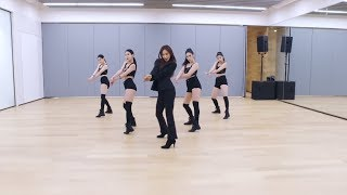 YURI ?? '??? (Into You)' Dance Practice