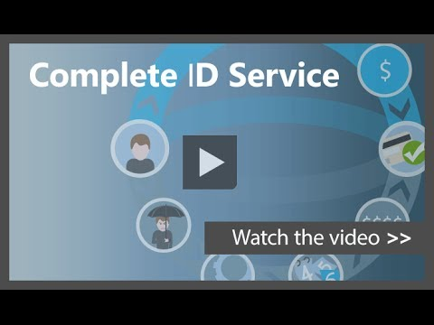 miiCard Identity Service for Business