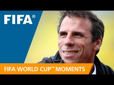 World Cup Moments: Gianfranco Zola