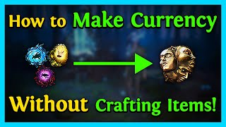 Path of Exile - How to Make Currency in 3.11 Harvest League. Without Crafting Items!