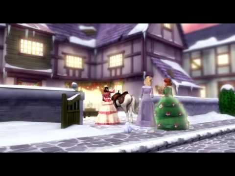 Barbie In A Christmas Carol 2008 Dvdrip Xvid Moh video
