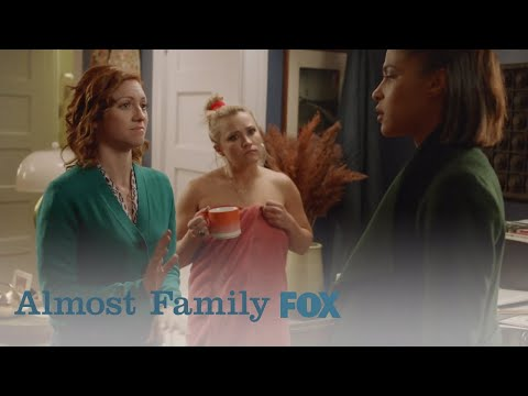 Julia Extends An Olive Branch To Edie | Season 1 Ep. 1 | ALMOST FAMILY