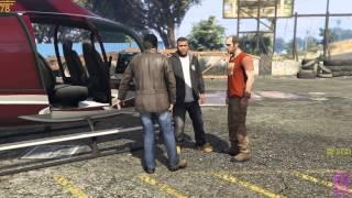 Grand Theft Auto 5 maxed out on GTX 980 Ti SLI AA off