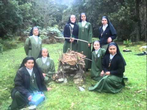 PADRE ALVARO DE JESUS PUERTA EN HOMILA,MISA DE IMPO DE MANOS.wmv