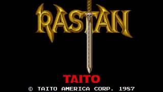 Rastan   Arcade