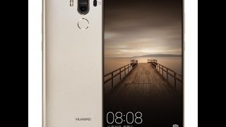 Huawei тихонько представила Mate 9 Lite.