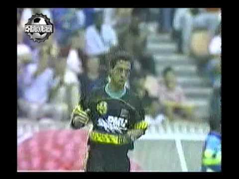 Francia vs World Stars  amistoso friendly 1990 Platini, Fillo, Piazza, Beckenbauer, Eusebio, Paol