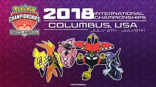 2018 Pokémon North America International Championships - Main Stage Day 1