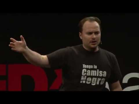 TEDxSanAntonio - Benny Lewis - Fluent in Three Months - Rapid Language Hacking