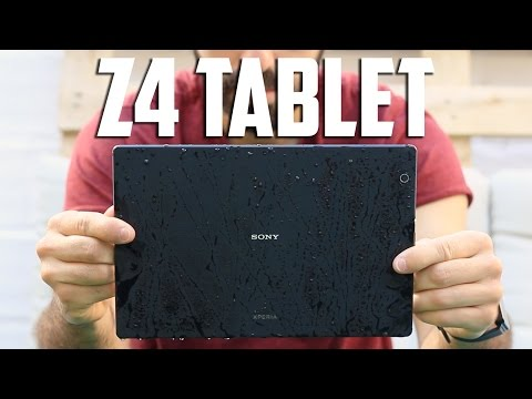 Sony Xperia Z4 Tablet. Review en español