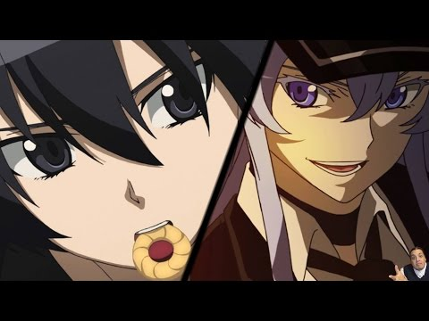 Akame Ga Kill Episode 9 アカメが斬る! Anime Review -- Esdeath Falls In Love video