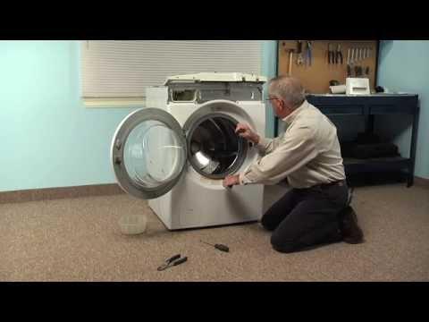 lg washing machine repairman
