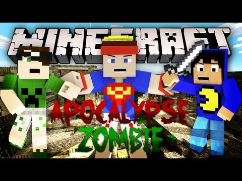 Apocalypse Zombie #Inicio! [ft. Pac / Mike]