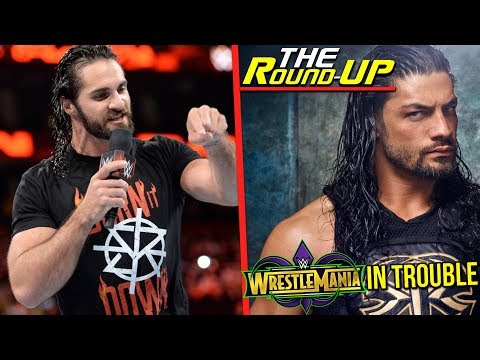 Roman Reigns WM 34 Match In JEOPARDY, Seth Rollins Plans, Major HEEL TURN Coming! - The Round Up 250