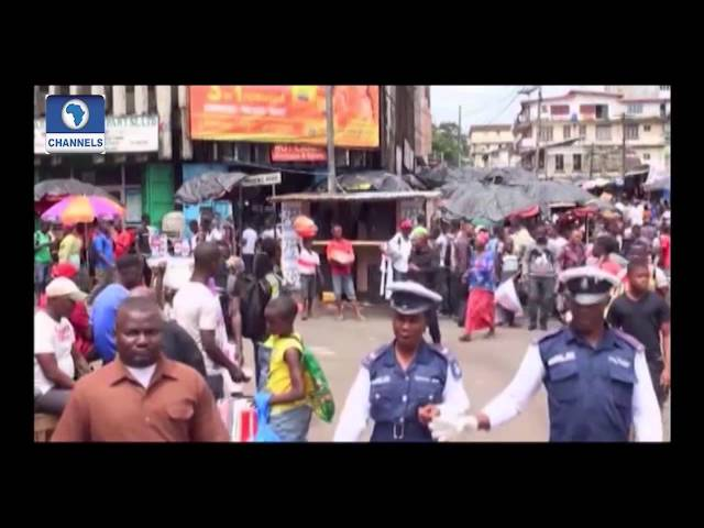 Network Africa: C.A.R's Quest For Peace, Illegal Migration, America's Ebola Support. PT1