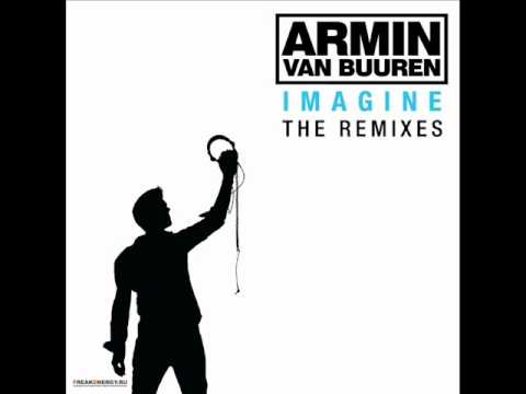 Armin Van Buuren Imagine Logo Armin Van Buuren in And Out