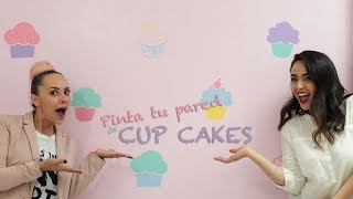 PARED DE CUP CAKES / CUP CAKE WALL