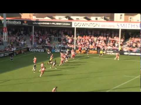 Gloucester vs Sale Sharks  | Anglo Welsh LV=Cup Highlights - Gloucester vs Sale Sharks  | Anglo Wels