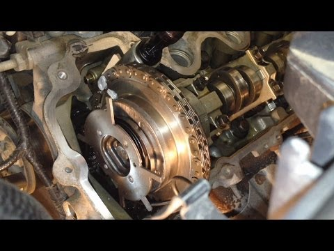 Ford 4.6l 3v & 5.4L 3v Camshaft Phaser Knocking Noise Fix