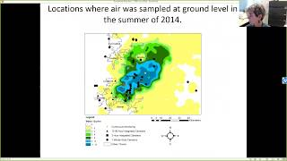 The Science of Fracking and Health Webinar Series w/Dr. Lisa McKenzie