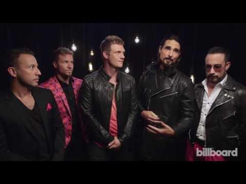 Backstreet Boys on Billboard: Las Vegas is a good fit for us