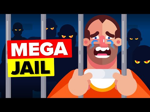 Life Inside Miami Mega Jail - Prison From Hell