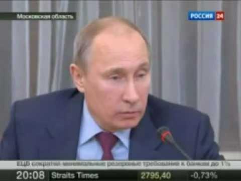 Подборка ляпов Путина ))