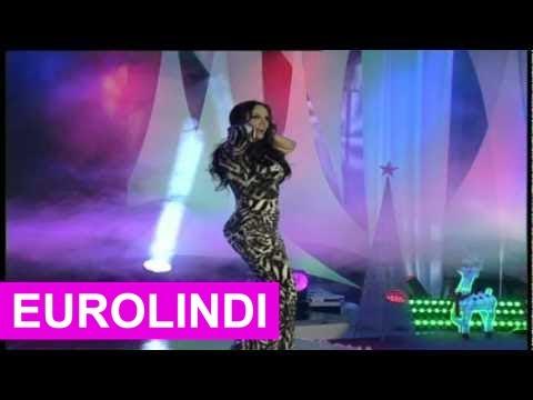 Alberie Hadergjonaj - Vetem Ty 2012 (dvd Gezuar Me Zyren 1 - Eurolindi & Etc) video