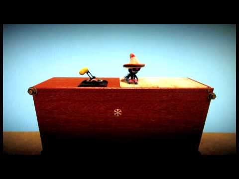 LBP - The Most Useless Machine EVER!