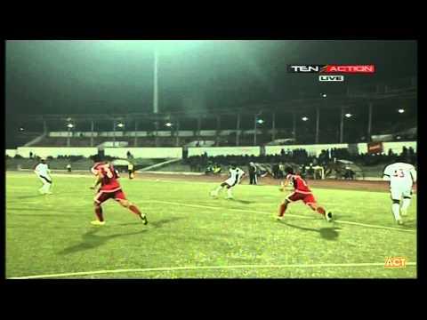 Hero I-League 2015 Shillong Lajong FC (3) vs McDowell Mohun Bagan (4) 27 2 2015