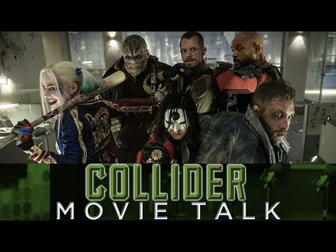 Collider Movie Talk - Suicide Squad Trailer Review, First Wonder Woman Footage!