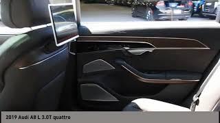 2019 Audi A8 L San Antonio TX 0N013575