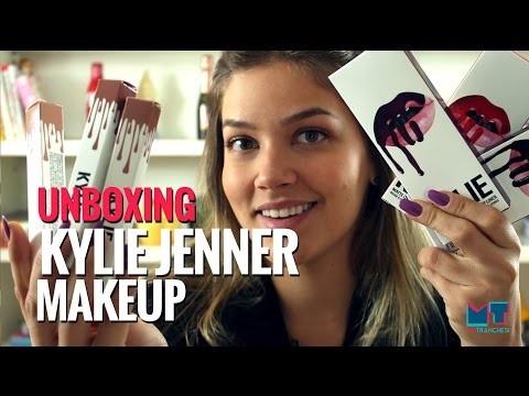 Unboxing: Kylie Jenner MakeUp