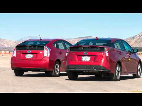 2016 Toyota Prius First Drive Of 56MPG Hybrid