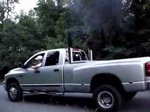 dodge ram 3500 stacks youtube dodge ram 3500 dually lifted - Dodge Ram 3500 Dually Lifted With Stacks