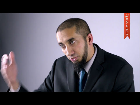 Don't Seek Loopholes - Nouman Ali Khan - Quran Weekly