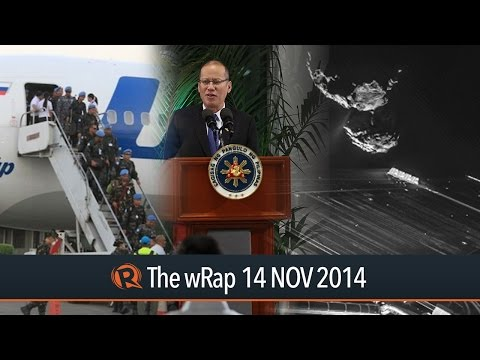 Philippines Ebola free, Aquino on OFWs, space probe | The wRap